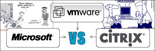 Hyper-V 3.0 против… Или суицидальный холивор / Блог компании Microsoft / Хабрахабр
