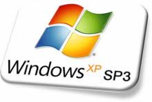 Service Pack 3 Windows XP