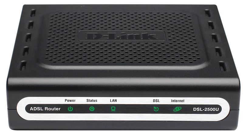 ADSL2+ Ether Router D-Link DSL-2500U