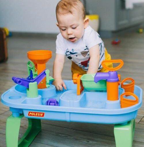 Розыгрыш игрушки Водный Мир 4